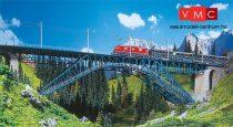 Faller 120535 Vasúti acélrácsos völgyhíd, Bietschtal-híd, 1100 mm, kétvágányos