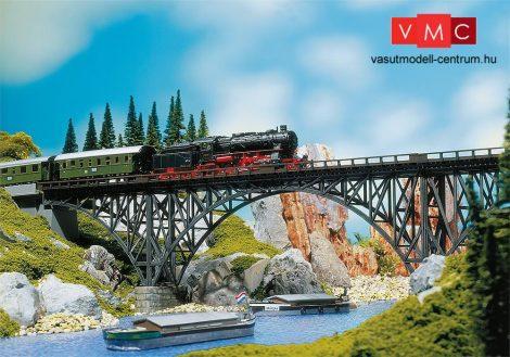 Faller 120541 Vasúti acélszerkezetes völgyhíd, 355 mm