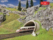 Faller 120562 ICE vagy modern közúti alagútbejárat, kétvágányos