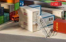 Faller 130133 Modern építkezési konténerek, 2 db (H0)