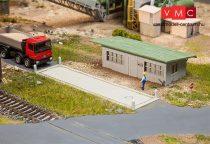 Faller 130172 Közúti járműmérleg és irodaépület (H0)