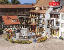 Faller 130232 Nagy szökőkút szoborral