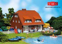 Faller 130310 Észak-német emeletes családi ház kerítéssel