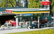Faller 130346 Fedett BP kútoszlop benzinkúthoz
