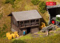 Faller 130382 Alpesi szénatároló (H0)