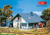 Faller 130396 Modern családi ház garázzsal, Türkis