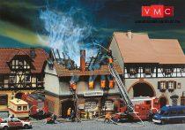 Faller 130429 Tűzvész a fogadóban, Zur Sonne