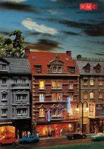 Faller 130445 Emeletes nagyvárosi sorház, Paradies-Bar