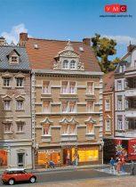 Faller 130448 Emeletes nagyvárosi sorház, Allianz + Tee & G teabolt