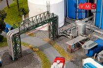 Faller 130487 Csővezeték és csőtartó állványzat ipartelepekhez