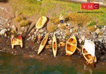 Faller 130513 Csónakok és kenuk