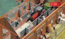 Faller 130525 Modern istállóberendezés