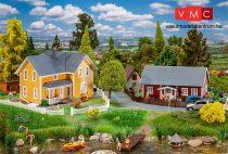Faller 130604 Svéd lakóházak, 2 db (H0)