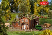 Faller 130605 Norvég családi ház (H0) - LC