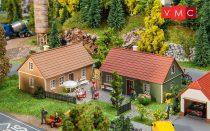 Faller 130607 Német falusi házak, 2 db (H0)