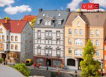 Faller 130705 Városi emeletes sorház javítóműhellyel (H0)