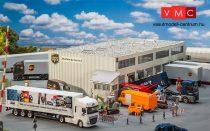 Faller 130785 Modern logisztikai központ, UPS (H0)