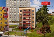 Faller 130803 Lakótelepi tömbház erkélyekkel, 5 szintes P2/5 (H0)