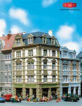 Faller 130916 Emeletes nagyvárosi sarokház, Goethestrasse 62.