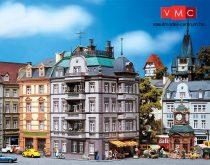 Faller 130918 Emeletes nagyvárosi sarokház, Goethestrasse 88.