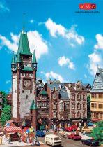 Faller 130922 Tornyos városkapu, Martinstor Freiburg in Bruck