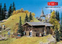 Faller 131302 Hegyi faszerkezetes kápolna harangtoronnyal (H0)