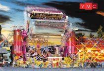 Faller 140431 Vidámparki forgó játék, Top Spin