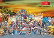 Faller 140461 Vidámparki forgó játék, Break-Dancer Nr.1 (motoros)