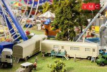 Faller 140481 Mozgó vidámpark pótkocsi-pár II.