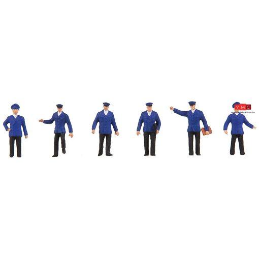 Faller 150944 Váltóállító központban dolgozó vasutasok (H0)