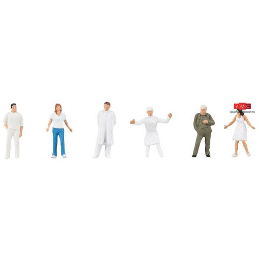 Faller 150946 Klinikán dolgozó orvosok, ápolók (H0)