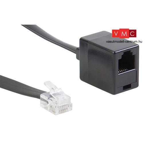 Faller 161393 LocoNet hosszabbító kábel, 2,0 m