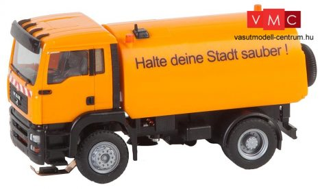 Faller 161482 Car-System: MAN TGA úttisztítógép - Herpa (H0)
