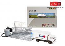 Faller 161505 Car-System kezdőkészlet: MAN dobozos teherautó