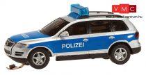 Faller 161543 Car-System: Volkswagen Touareg rendőrautó (Wiking), villogó fénnyel