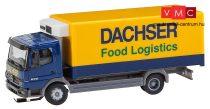 Faller 161555 Car-System: Mercedes-Benz Atego hűtődobozos teherautó, Dachser (H0)