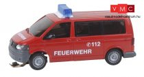 Faller 161563 Car-System: Volkswagen T5 tűzoltóság - Feuerwehr (WIKING) (H0)