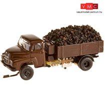 Faller 161566 Car-System: MAN 635 platós szénszállító teherautó (Brekina)