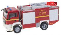 Faller 161599 Car-System: MAN TGS TLF tűzoltóautó - Feuerwehr (HERPA) (H0)