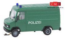Faller 161632 Car-System: Mercedes-Benz T2 Vario dobozos, Polizei (HERPA) (H0)