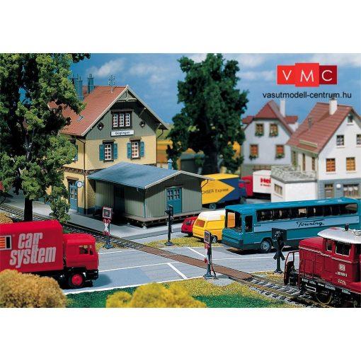 Faller 161657 Car-System: Sínbetét vasúti átjáróhoz (H0)