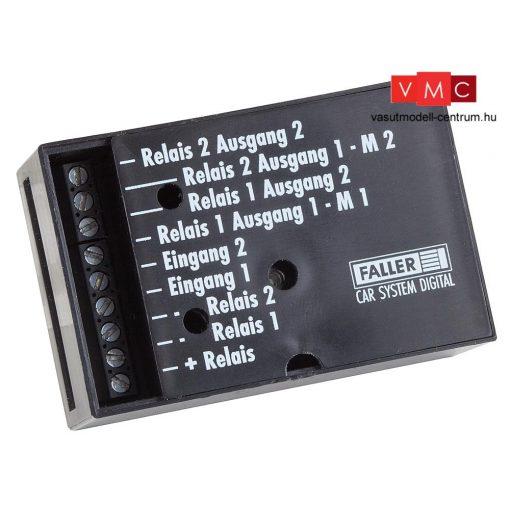 Faller 161659 Car-System: Vezérlőrelé (H0,TT,N)