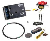 Faller 161905 Car System: Buszmegálló-vezérlő alapcsomag Laser-Street körpályával (H0)