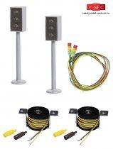 Faller 162056 Car-System: 2 db közlekedési lámpa