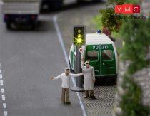 Faller 162060 Közlekedési lámpa (2 db), elektronikával - LED (N)
