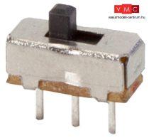 Faller 163404 Be/Ki mikrokapcsoló (Car-System), nyáklaphoz (H0/N)
