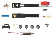 Faller 161642 Mercedes-Benz Atego dobozos teherautó, dobozos (HERPA) (H0)