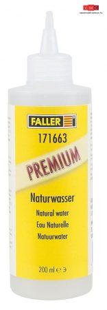 Faller 171663 PREMIUM modellvíz, 200 ml