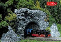Faller 171821 Premium sziklás alagútbejárat, kétvágányos