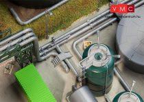 Faller 180331 Csővezetékek ipartelepekhez (H0)